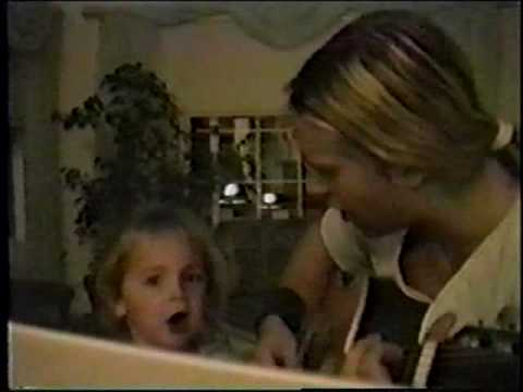 Zakk Wylde Singing With His Daughter Youtube