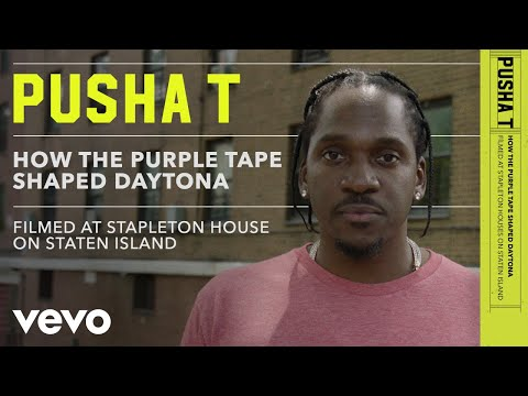Pusha T - How The Purple Tape Shaped Daytona | Interview