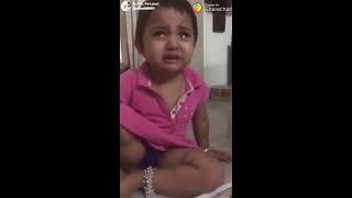 நாந்தா சொல்லுவேன் | Tamil Baby Cute Funny Speech Video | Kids Video
