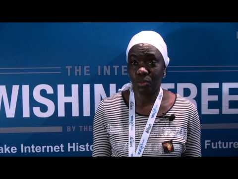 Ndeye Maimouna Diop Diagne's wish for the future of the Internet