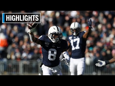 Highlights: Nittany Lions Edge Hoosiers   Indiana at Penn State   Nov. 16, 2019