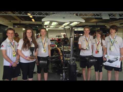F1 in Schools | F1 Live London