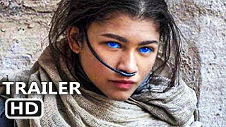 DUNE Official Trailer (2020) Timothée Chalamet, Zendaya, Sci-Fi Movie HD