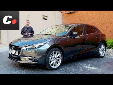 Mazda3 2017 (Mazda 3) | Prueba / Test / Review en español | Coches.net