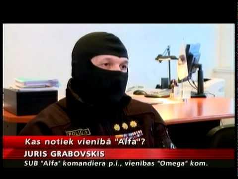 Intervija ar SUB «Alfa» komandiera p.i. Juri Grabovski