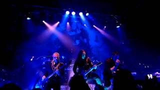 Kamelot - Ghost Opera @ Button Factory, Dublin, 2015 [HD]