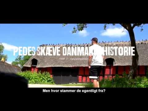 Pedes Skæve Danmarkshistorie: Oplysningstid