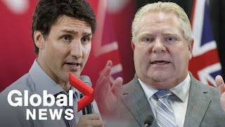 Ontario challenges federal carbon tax in court: Day 3