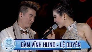 Đàm Vình Hưng và Lệ Quyên đầy 'tình tứ' trong đêm Chung kết Miss World Việt Nam 2019