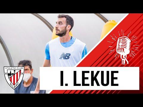 🎙️ Iñigo Lekue | Rueda de prensa | Prentsaurrekoa
