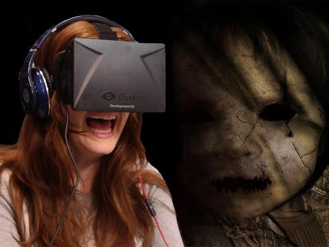 This Oculus Rift Game Will Scare the Crap Out Of You