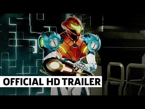 Metroid Dread Trailer | Nintendo E3 2021