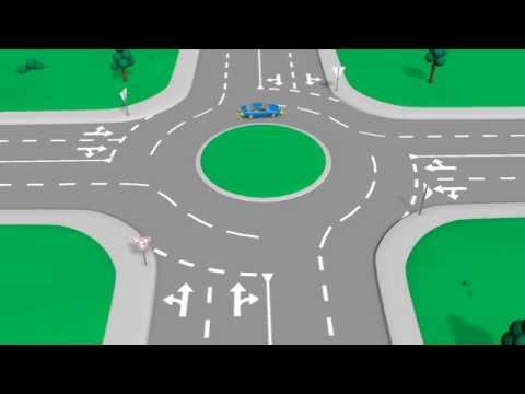 Roundabouts - Road rules summary