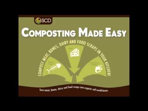 How to Use the All Seasons Indoor Composter Kit