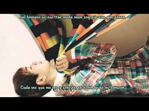 SHINee - Aside (Audio) [Sub español+Rom]