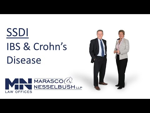 Social Security Disability: IBS and Crohn's Disease - Marasco & Nesselbush, LLP