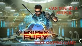 SNIPER FURY STARTUP GAMEPLAY//AWESOME GAME FOR SHOOTING AND SNIPING LOVERS//.