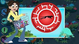 Wild Kratts Games | PBS Kids: Creature Power Suit Underwater Challenge