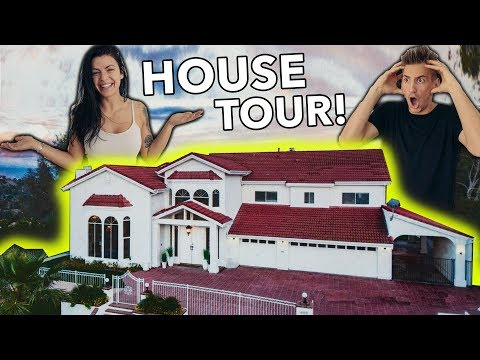 WE'RE MOVING IN TOGETHER?!? *House Tour*