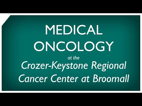 Medical Oncology - Crozer-Keystone Regional Cancer Center at Broomall