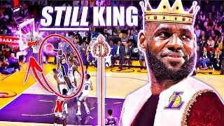 He Proved All the Haters WRONG... Why LeBron James is STILL the Best Player in the NBA