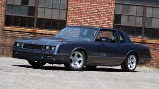 1984 Chevrolet Monte Carlo SS by Detroit Speed – One Take