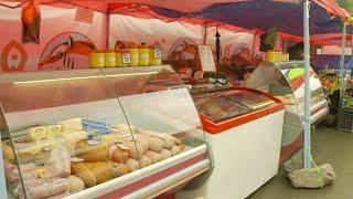 Приморским производителям бесплатно предоставят торговые палатки