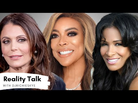 WENDY Williams APPEARS WILD & Confused On LIVE TV, Bethenny Frankel's Problematic Tweets About RHOA