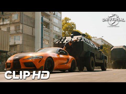 FAST & FURIOUS 9 - Han y su Toyota BRZ