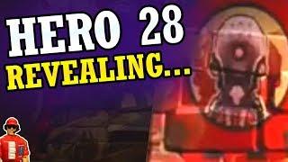 Overwatch - Hero 28 Release Date Sooner than We Think!?