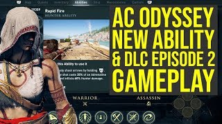 Assassin's Creed Odyssey DLC NEW ABILITY & Episode 2 Gameplay (AC Odyssey DLC)
