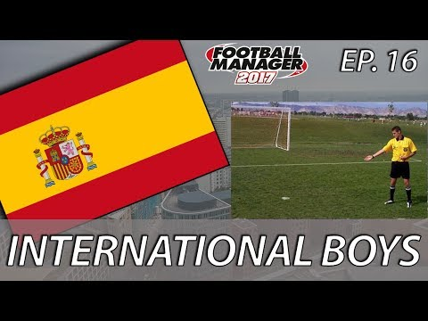 International Boys | Episode 16 | CONTROVERSIAL | Football Manager 2017