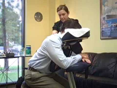 Onsite Corporate Chair Massage