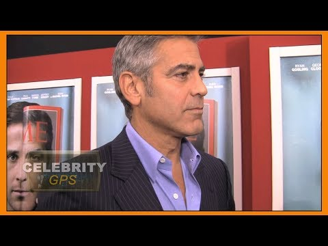 George Clooney involved in scooter accident - Hollywood TV