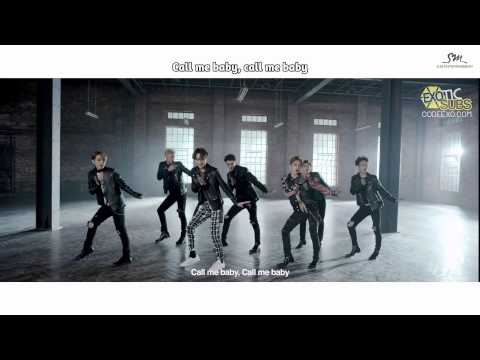 [EXOTICSUBS] CALL ME BABY MV (Chinese ver.) - EXO {ENG SUB}