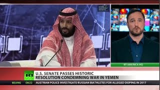 Bernie Sanders calls Saudi Arabia 'a despotic regime'