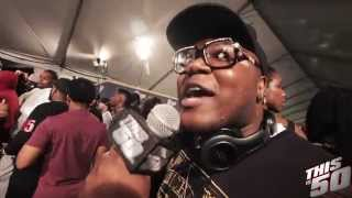Thisis50 Takes Over BET Hip Hop Awards Carpet