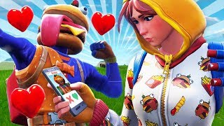 How to get a... GIRLFRIEND!   A Fortnite Film