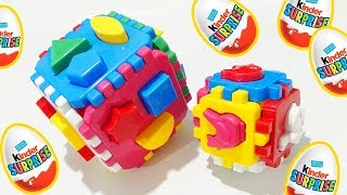 SHAPES AND COLORS | Geometric Shapes for Preschool Kindergarten | Crazy Kids Learning Videos