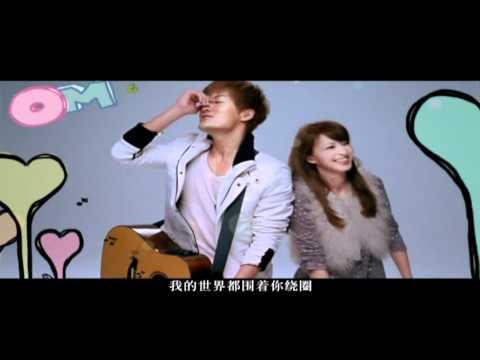 吳克羣《住在心裡面》Official 完整版 MV [HD]