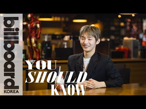 20 Things About Yoon Jisung(윤지성) You Should Know! l Billboard