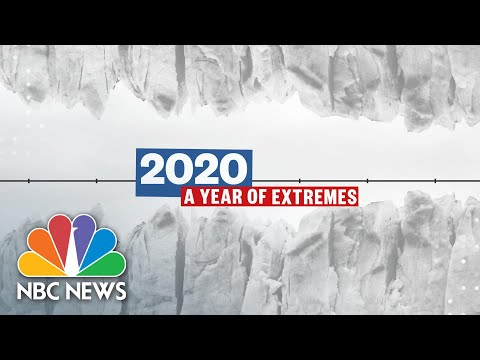 2020: The Year Of Extreme Weather | NBC News NOW