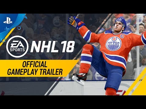 NHL® 18 Video Screenshot 4