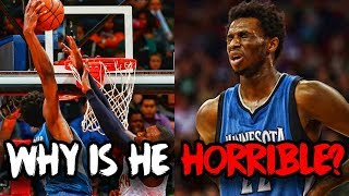 Andrew Wiggins was supposed to be UP NEXT... What Happened?