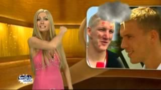 Talk Talk Talk: Poldi und Schweini