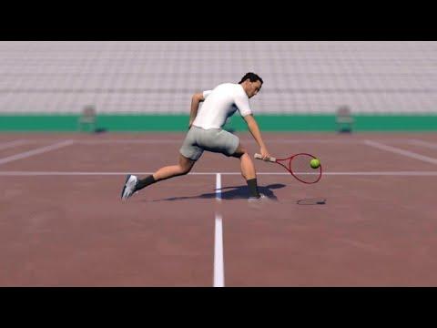 نوع الملاعب في كرة المضرب
