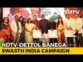 Highlights Of Banega Swasth India Campaign Launch