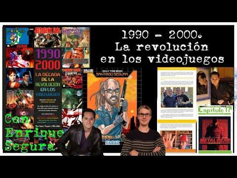 Presentamos con Enrique Segura: 1990 - 2000. La revolución en los videojuegos