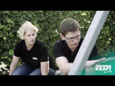 Öresundskraft Stadsnät - Kundens berättelse