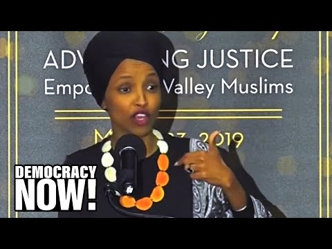 Why the right wing is so threatened by Ilhan Omar